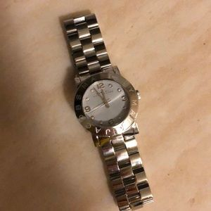 Like new women's marc by marc  jacobs watch!